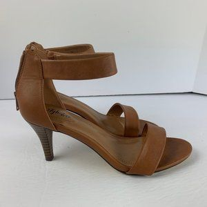Style & Co. Womens Paycee Open Toe Casual